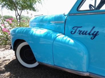 classic Truly Nolen cars