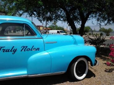 classic Truly Nolen automobiles