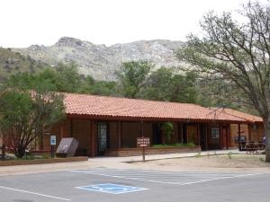 Visitors Center at Coronado
