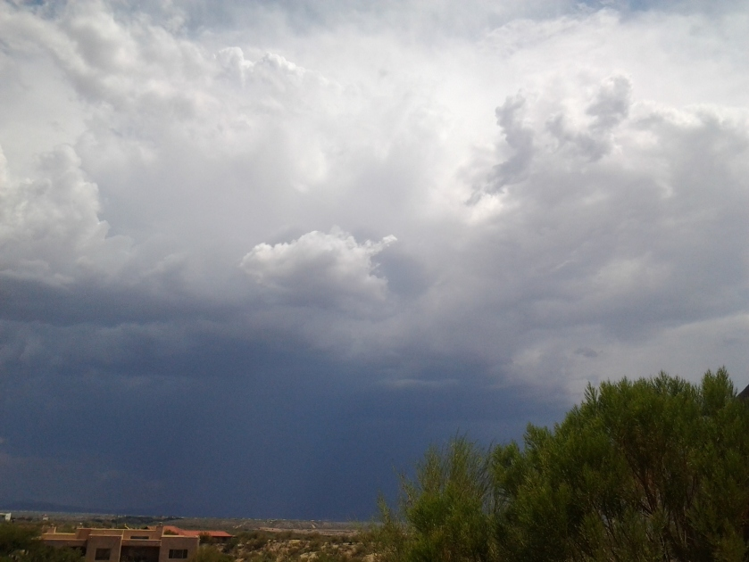 Storm Clouds during Monsoon