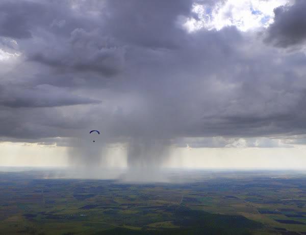 Monsoon Microburst Storm