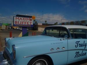 Truly Nolen vintage cars