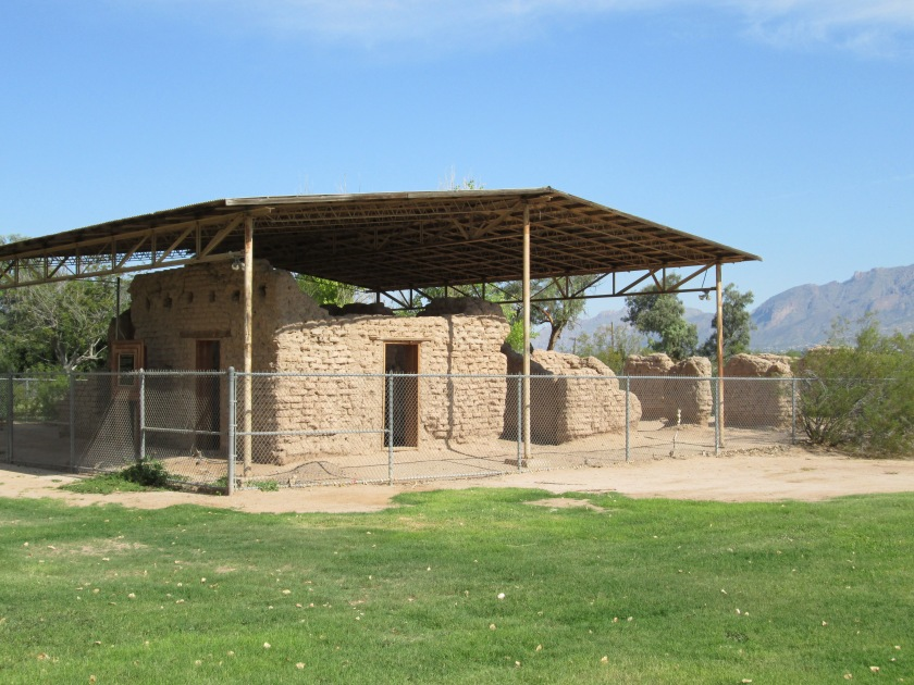 Tucson Parks with history and wildlife birds