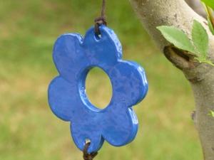 Ben's Bell blue flower