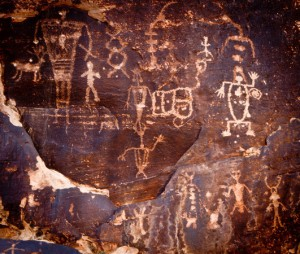 Chevelon Canyon Petroglyphs