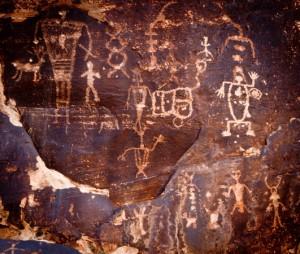 Chevelon Canyon Petroglyphs