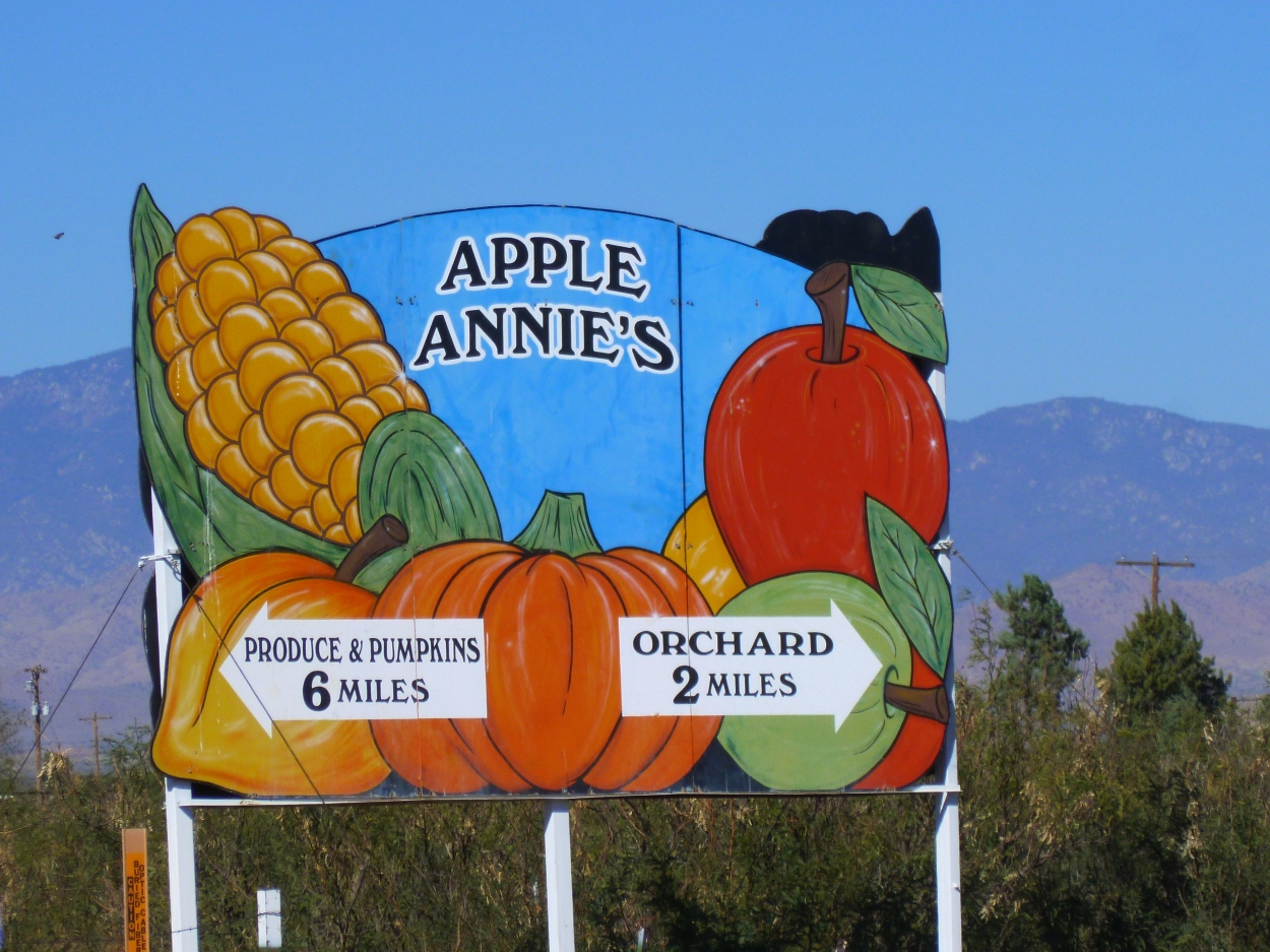 Apple Annies in Wilcox, Arizona