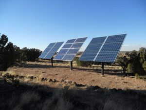 solar power in Snowflake Arizona