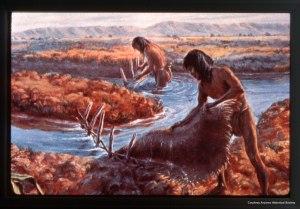 hohokam found at Agua Caliente, Tucson, AZ