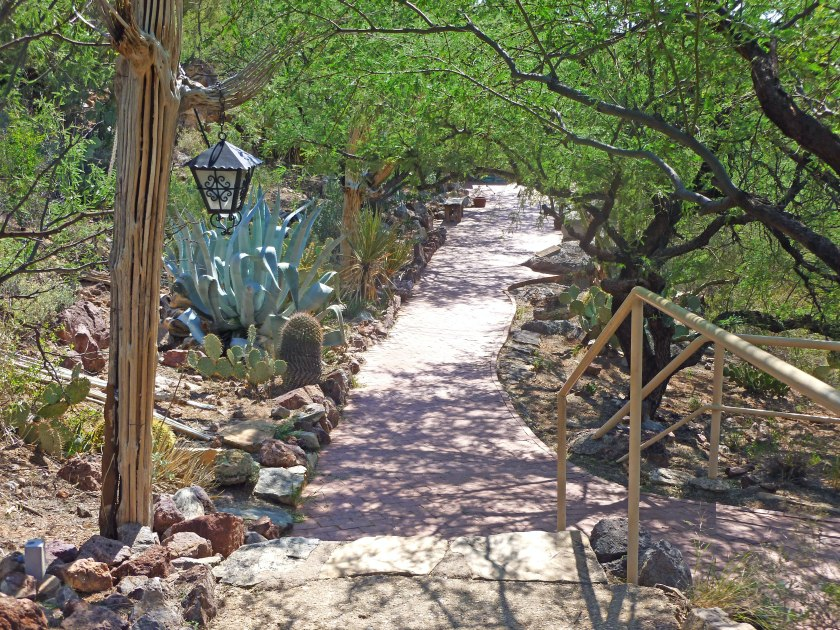 Colossal Cave in Vail, Arizona