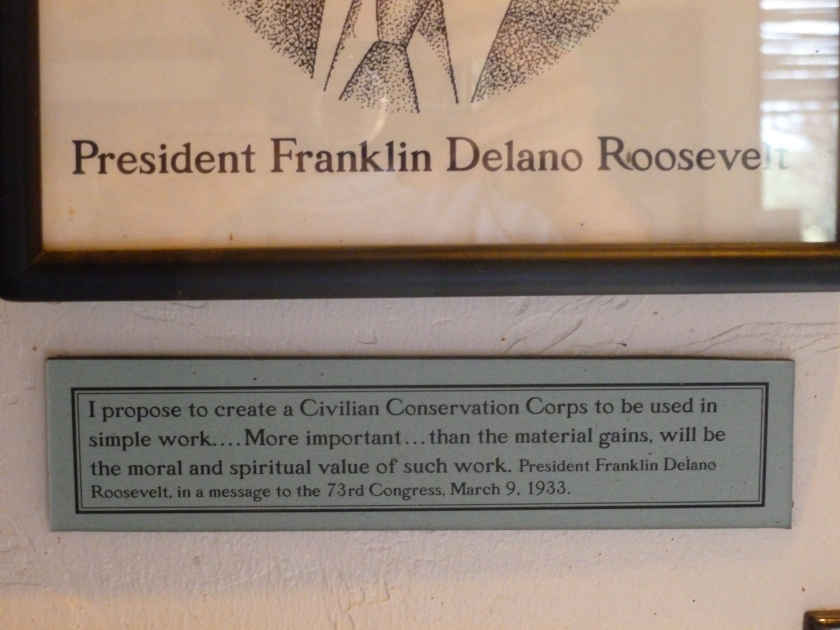 FDR's Conservation Corp