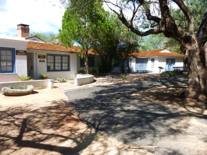 historic house in Tucson