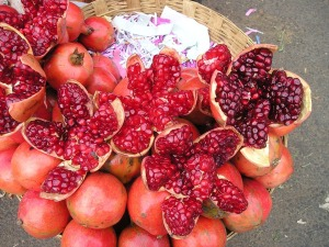 fruit of love pomegranate