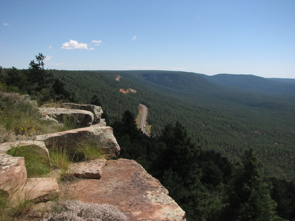 What is the Mogollon Rim?  – Northern Arizona's Rim Country