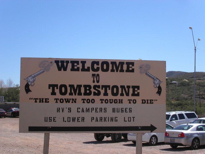 Tombstone, Arizona has the World's Largest RoseBush