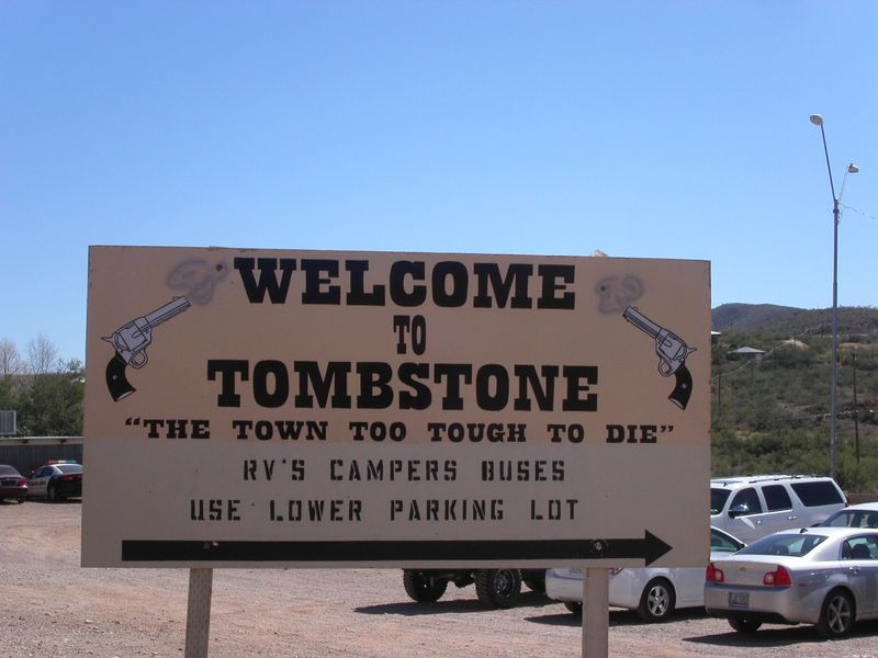 traveling in Arizona